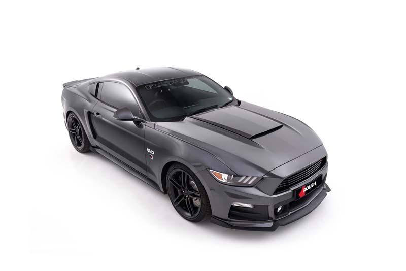 Grey Mustang GT-1