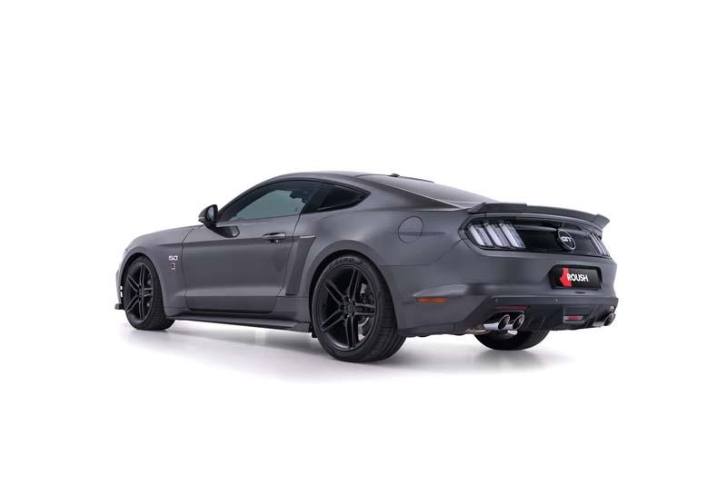 Grey Mustang GT-13