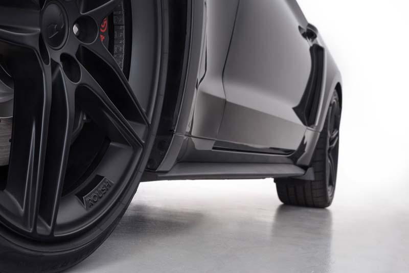 Grey Mustang GT-6