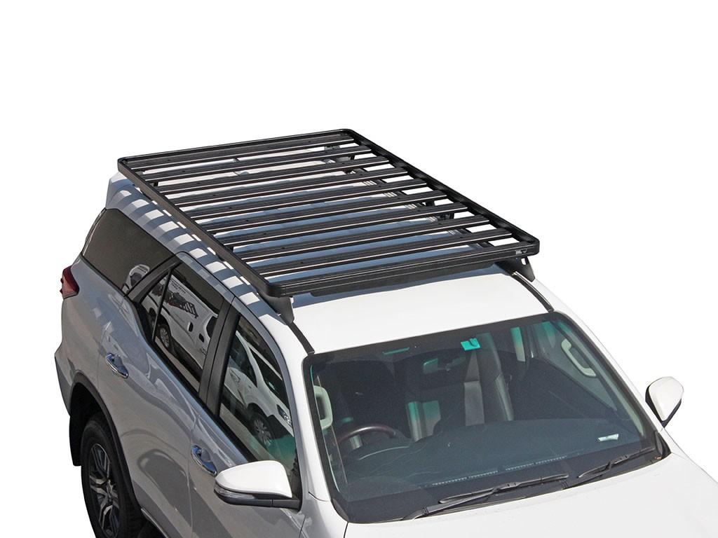 Toyota Fortuner 2016 Current Slimline Ii Roof Rack Kit
