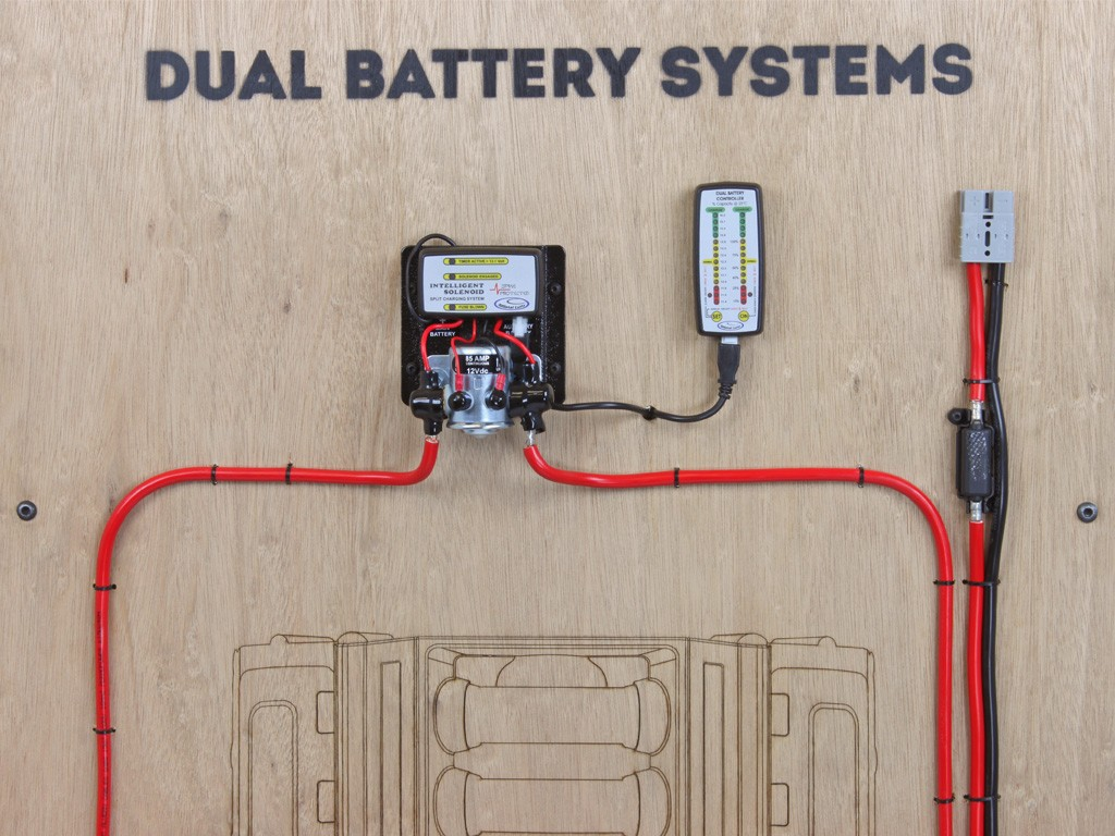 Dual Battery Controller     Performance Centre SA