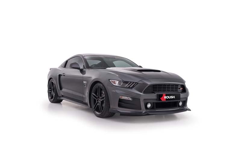 Grey Mustang GT-2